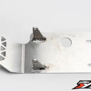 paramotore in alluminio