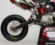 yes pitbike forcellone freno post lato dx